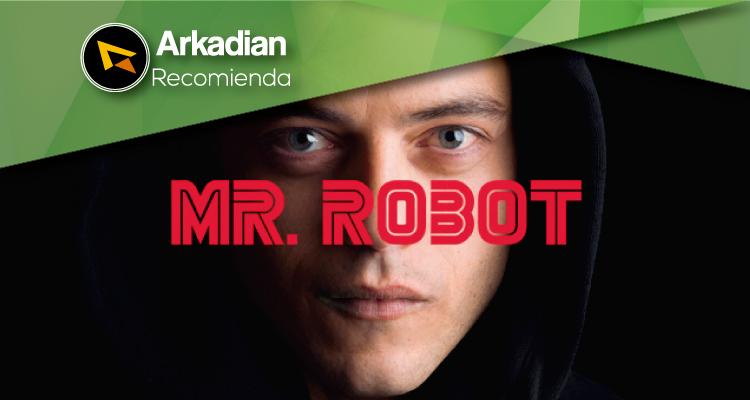Recomienda | Mr. Robot: una serie sobre activistas informáticos