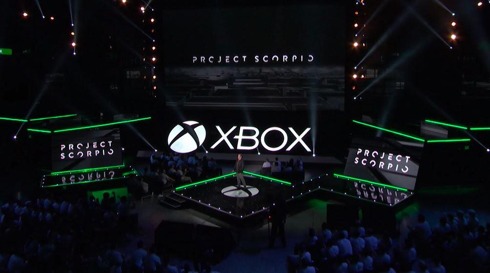 E3 2016 | Microsoft confirma Project Scorpio, el Xbox One mejorado