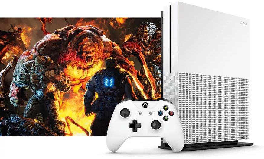 Se filta imagen del que sería el Xbox One Slim