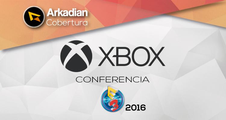 Cobertura | Todo lo que presentó Xbox en su conferencia de E3 2016