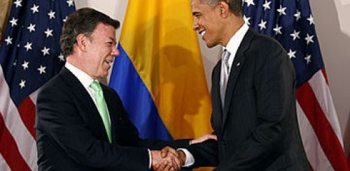 U.S. - Colombia Free Trade Agreement