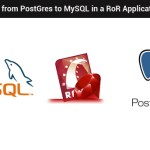 How to Migrate Data From PostGres to MySQL on a Remote Server for a Ruby on Rails Application