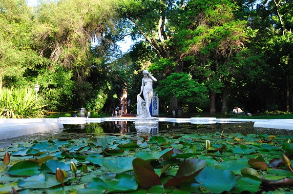 10 arquitectos paisajistas reconocidos arkiplus for Jardin japones de santiago