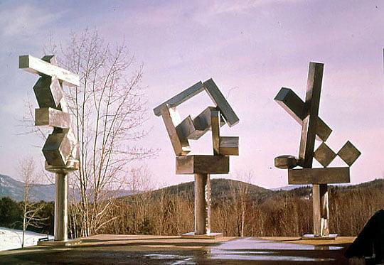 escultura-minimalista