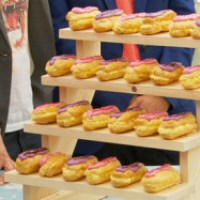 The Great British Bake Off: Crying Over Choux
