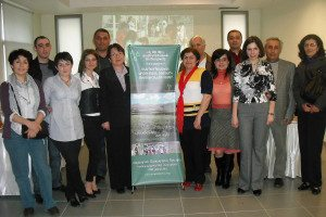 ATP Staff at Manual Launch Event 300x200 ATP Launches New Edition of Environmental Education Manual
