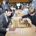 The Chess Olympiad is the biggest and most prestigeous chess team event.
