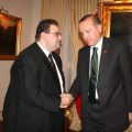 Kochunyan (L) and Erdogan