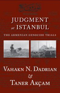 akcam dadrian 196x300 Dadrian, Akcam Co Author Book Setting Istanbul Trials in Legal Context