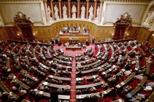 france senate 300x199 Frances Armenian Genocide Law Put on Hold