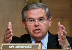 robert menendez 600 300x210 Menendez, Kirk Introduce Senate Armenian Genocide Resolution