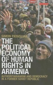 9781848858114 187x300 Payaslian to Speak on 'Political Economy of Human Rights in Armenia'
