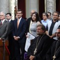 Paul Krekorian, Eric Garcetti, and honorees