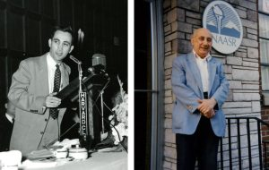 MSY in 1955 and 1995 300x190 NAASR Founding Chairman Manoog S. Young Passes Away at Age 94