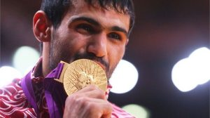 galstyan 300x168 Armenian Athlete Secures First Olympic Gold for Russia
