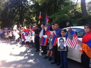 photo 14 300x223 DC Community Protests Safarov Release