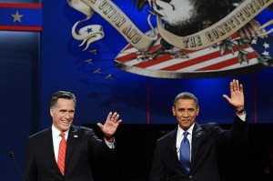 obama romney 300x199 Sassounian: Neither Obama Nor Romney Deserve Armenian American Votes