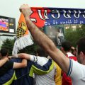 Armenian soccer fans (Photo by Photolure)