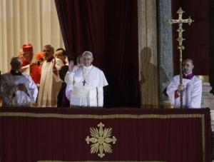 pope1 300x227 New Pope Urged Turkey to Recognize Genocide in 2006