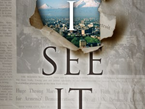 The cover of the eBook version of 'As I See It'