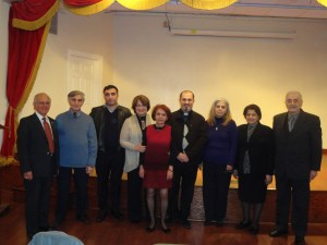 On Fri., Jan. 31, fellow Armenians gathered at the Armenian Center in Woodside to attend the program, dedicated Sos Sargsyan.
