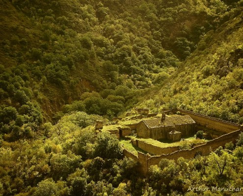 The Great Hermitage of Tatev
