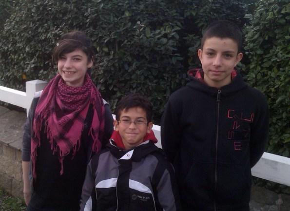 Equipe de championnat jeunes 12/02/2011