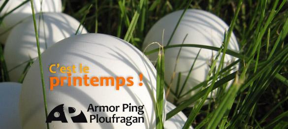 Le printemps du ping 2011 - Armor Ping
