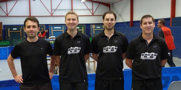 Equipe de D4 à Trébeurden - 07 mai 2011