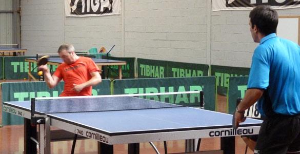 Finale du tournoi interne - Yohann / Seb - 04 juin 2011