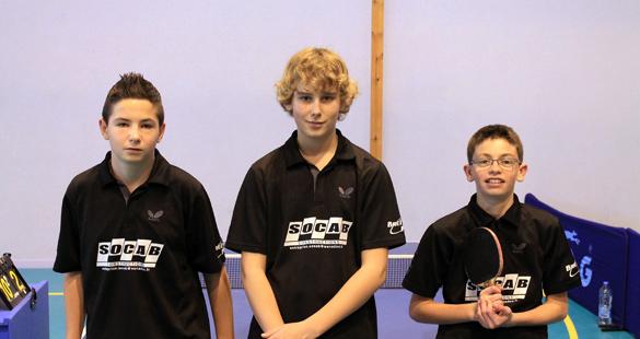 interclubs - cadets - 24/11/2012