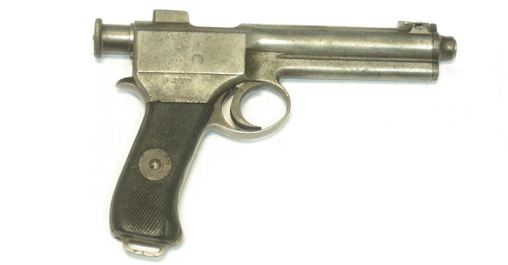STEYR ROTH - Modèle 1907 calibre8mm