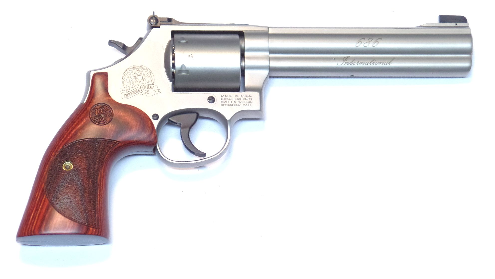 Smith & Wesson Modèle 686 -6 calibre 357 Magnum