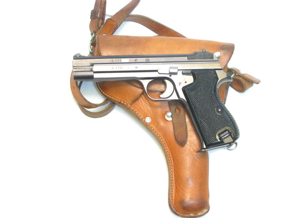 SIG P210 (M49) calibre 9 Para
