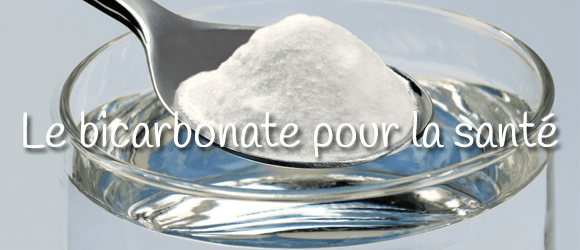 Le bicarbonate pour soigner les troubles du quotidien