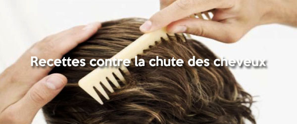 Chute de cheveux : des solutions naturelles