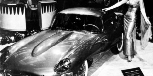 Archive : E-type steals the show at Geneva