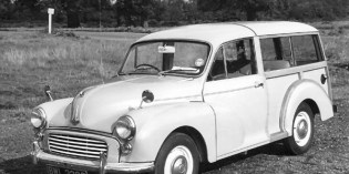 Archive : Morris Minor to stay in current form
