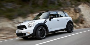 First Drive : MINI Countryman Cooper S ALL4