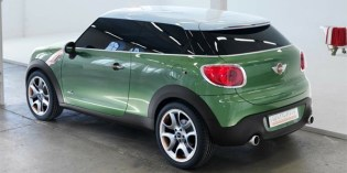 Press Report : MINI's Paceman Concept confirmed for production