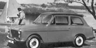 Buying Guide : Austin A40