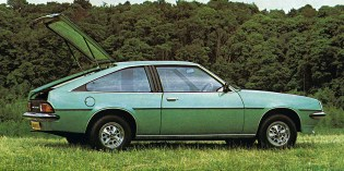 The cars : Vauxhall Cavalier Mk1