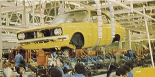 Hillman Avenger : Avenger production in New Zealand
