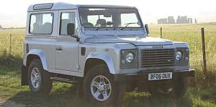 Drive Story : Land Rover Defender // Stonehenge to London