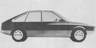 Concepts and prototypes : Chrysler Alpine/SIMCA 1307/1308
