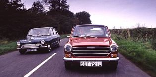 Tested : Austin 1300 vs Triumph 1300