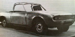 Concepts and prototypes : Triumph Stag