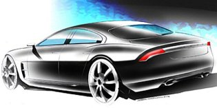 Concepts and prototypes : Jaguar XF