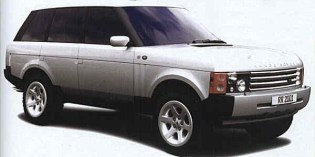 Concepts and Prototypes : Range Rover L322