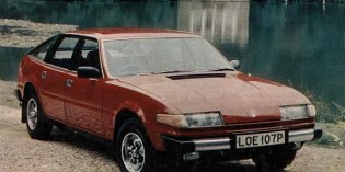 The cars : Rover SD1 development history